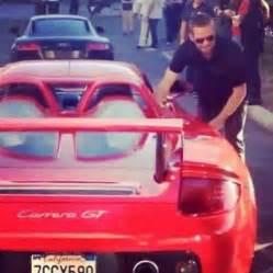 Paul Walker S Porsche Fast And Furious Paul Walker Killed In Tragic Crash