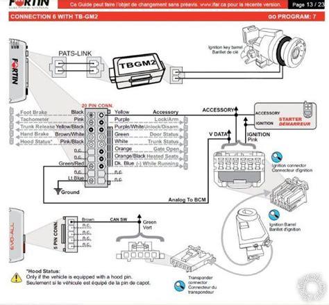 compustar remote starter 700r wiring diagram wiring