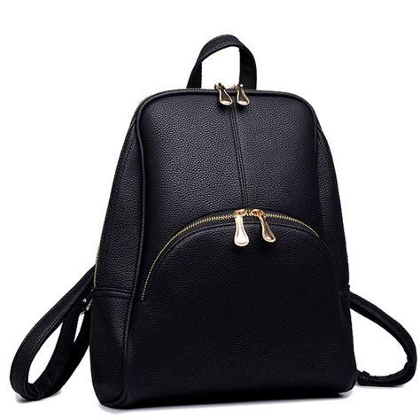 Fashion Bag 21768sn Black fashion pu leather handbag cus shoulder book bags