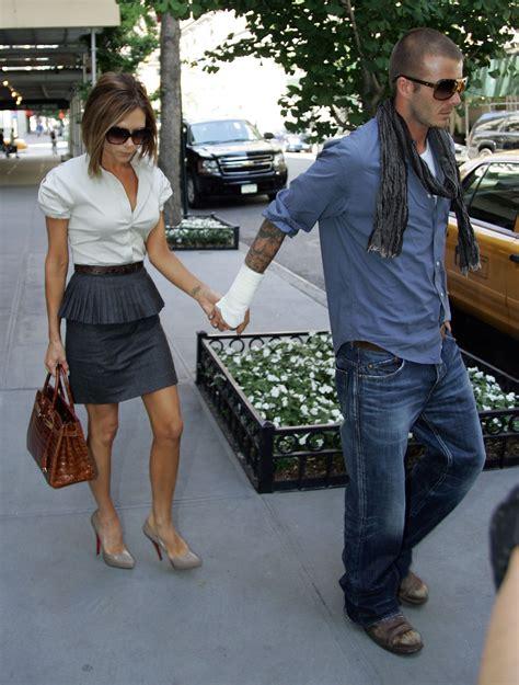Beckham Talks Denim With by In Denim David Beckham In Prps In