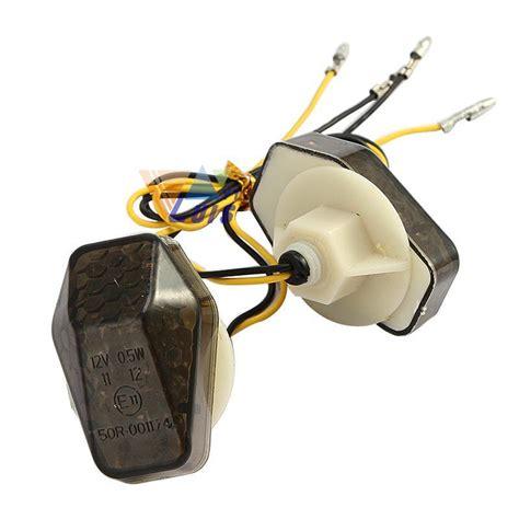 Flasher Led Motor buy motorcycle turn signal indicator 12v custom bike blinker light yamaha v drag xv400