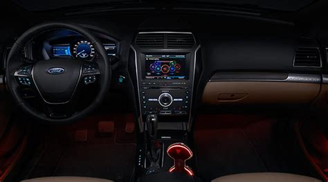 turn interior lights ford explorer 2016 2016 ford explorer review