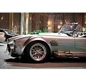 Chromed AC Cobra In Saudi Arabia  Autoevolution