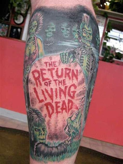 17 best images about zombie tattoos on pinterest zombie