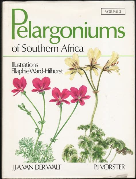 pelargoniums of southern africa auction 45