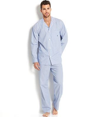 Tommy Hilfiger Bed Linen - polo ralph lauren big and tall men s andrew striped pajama set pajamas lounge amp sleepwear