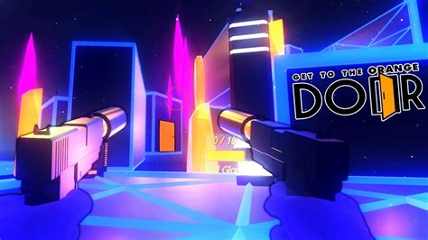 Get The Door by Matrix And Superhot Style Shooter Gameplay Get To The
