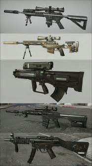 Work on call of duty modern warfare 3 and 2 weapons and vehicles