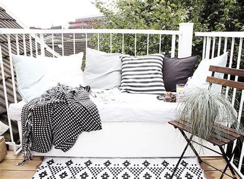kleiner balkon einrichten ideen f 252 r einen kleinen balkon wohninspirationen