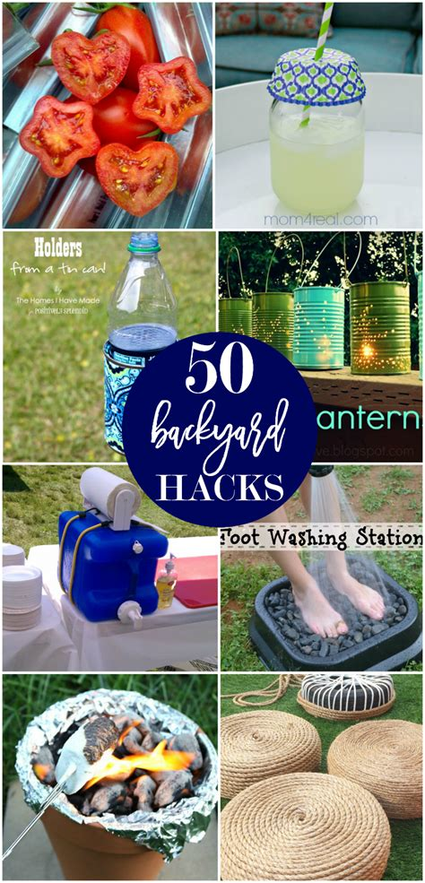 backyard hacks 50 backyard hacks home stories a to z