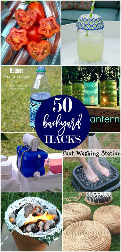 Backyard Hack by 50 Backyard Hacks Home Stories A To Z