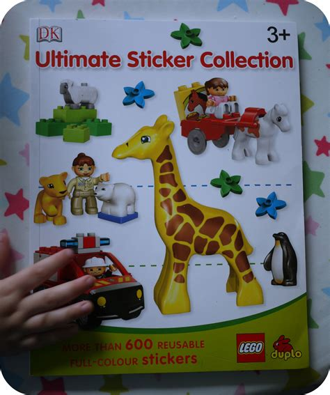 ultimate sticker collection lego city ultimate sticker collections books lego duplo ultimate sticker collection