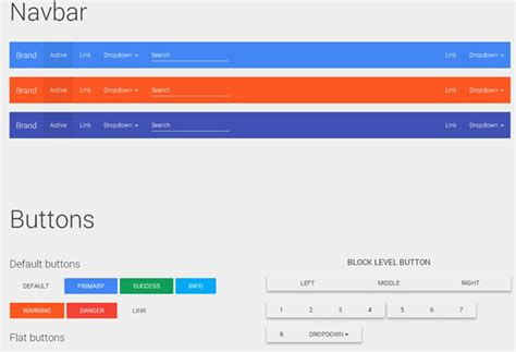 Material Design Template For Bootstrap 3 Designbeep Bootstrap Material Design Admin Template