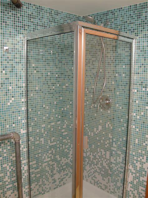mosaic tile ideas 30 ideas of using glass mosaic tile for bathroom walls