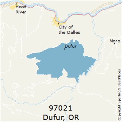 dufur oregon map best places to live in dufur zip 97021 oregon