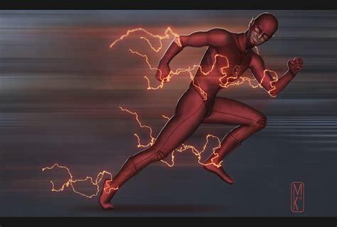 the flash fan fanart the flash by kreetak on deviantart