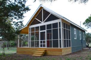 tiny house with porch modern cabin tiny house swoon
