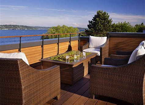Rooftop Patio Design Rooftop Terrace Design Plushemisphere