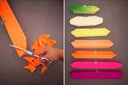 cara membuat bunga dari kertas pelangi kerajinan tangan contoh kerajinan tangan kreasi bunga