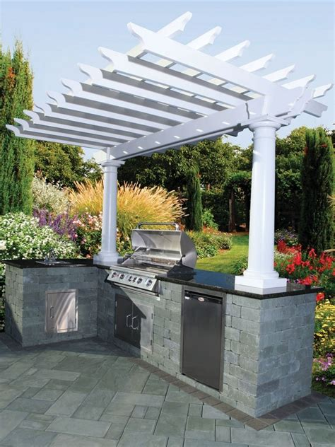 Outdoor Kitchen Bbq Kits by 25 Best Ideas About Bbq Island Kits On