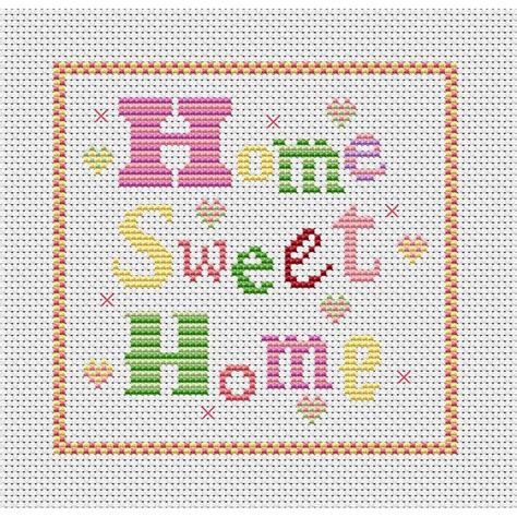 free counted cross stitch patterns and graphs movie cross stitch patterns free printable home sweet home