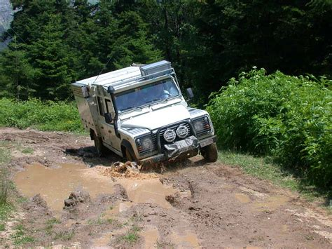 land rover defender generations technical specifications