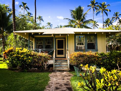 waimea cottages kauai hawaii waimea plantation cottages review kauai s relaxing escape