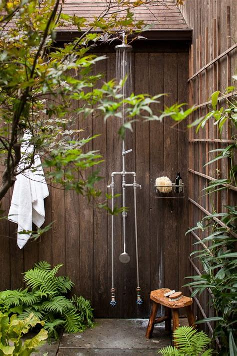 best outdoor shower 153 best images about outdoor and garden showers and