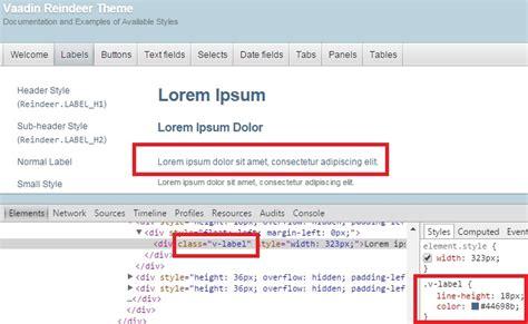 vaadin themes exles extending the vaadin mobile application framework s built