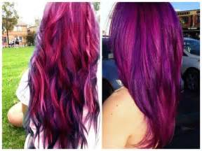 hair color purple eggplant purple hair color brown hairs