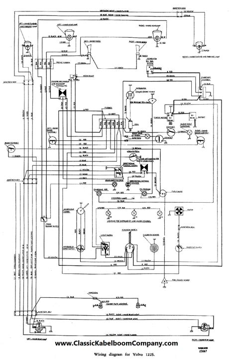 volvo 122 1970 wiring diagram volvo s70 wiring diagram