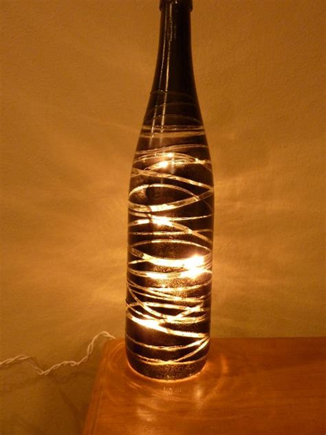 craft lights for wine bottles lighted wine bottle wine bottle crafts bottle crafts