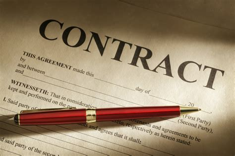 the dangers of martial arts contracts