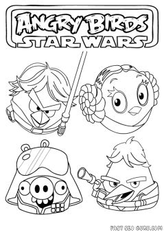 angry birds super heroes coloring pages printable angry birds star wars coloring page printable