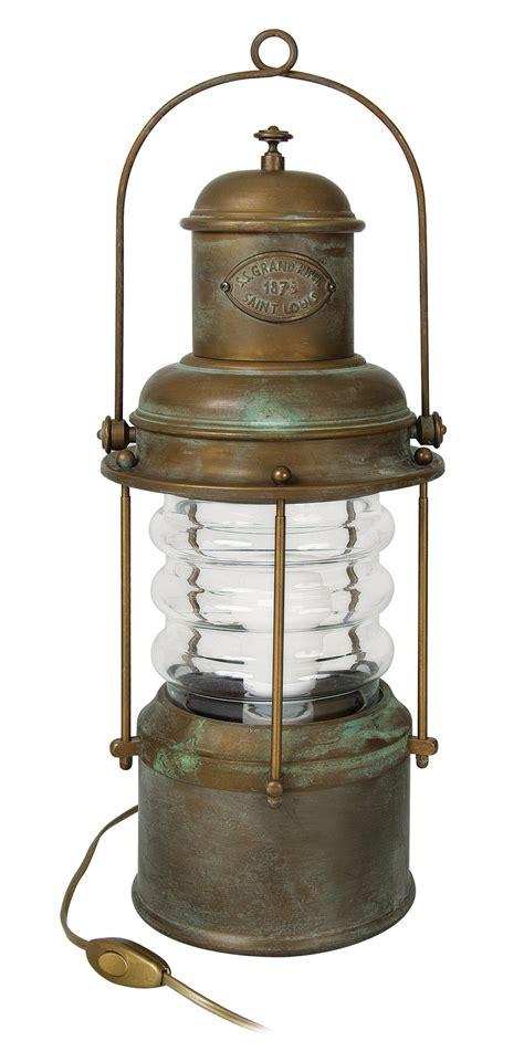 Lanterne De Table by Lanterne De Table Laiton Vieilli R 233 Tro R 233 F 15090423