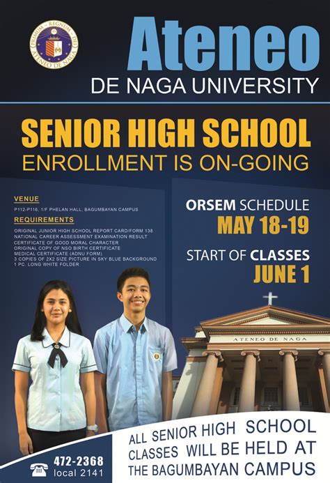 Ateneo Mba Entrance Reviewer by Adnu Senior High School Updates Ateneo De Naga