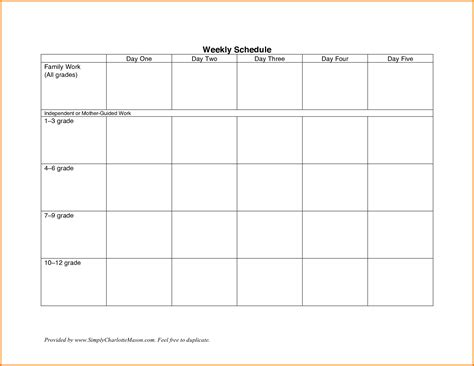 free weekly calendar templates for mac cover letter 10 family schedule template weekly financial statement form