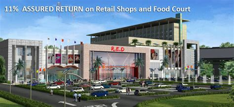 mall reds red mall shops ghaziabad buy retail shops food court at