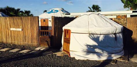 2 bedroom yurt extra yurt bedroom lanzarote retreats