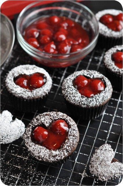 Cupcake Of The Week Festive Black Cherry Chocolate by Best 25 Cherry Cordial Ideas Only On