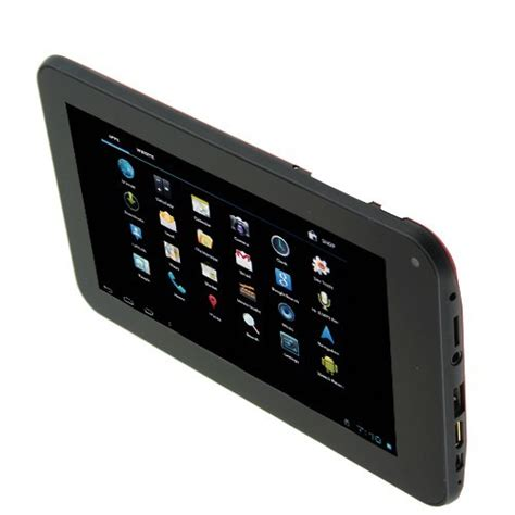 china 7 inch tablet pc capacity android 4 0 allwinnder a10 with standard usb port ms m7005f
