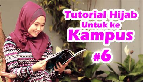 tutorial make up sederhana untuk ke kantor tutorial hijab untuk ke kus 6
