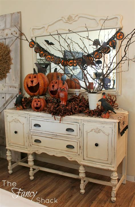 halloween home decor pinterest 3 creative way for interior halloween decorations ideas