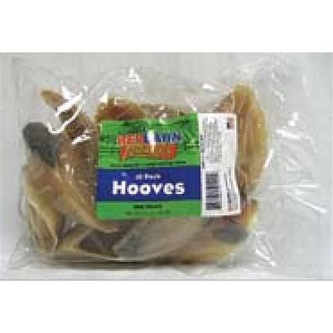 cow hooves for dogs beef hooves for dogs 10 pk