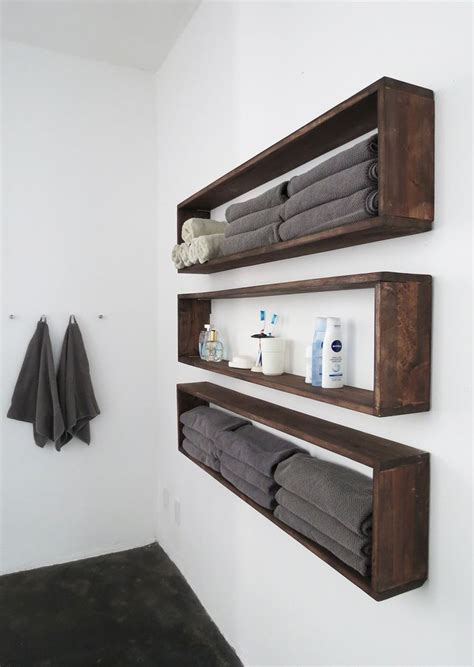 can you put a tv in the bathroom best 25 modern shelving ideas on pinterest geometric