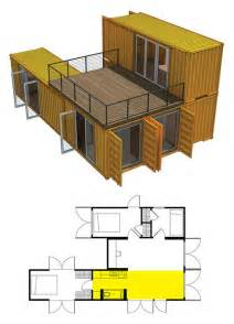 shipping container house plans the world s catalog of ideas