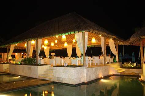 spice beach club restaurant lovina beach