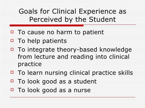 nursing career goals and objectives lovely exles of nursing career goals and objectives