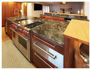 cosmos granite countertops lujan kitchen in albuquerque modern