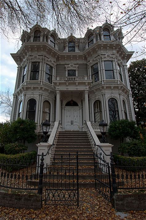 Haunted Houses In Sacramento by Probably Haunted This Cool Mansion In Sacramento
